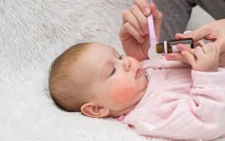 От пищевой аллергии грудному ребенку