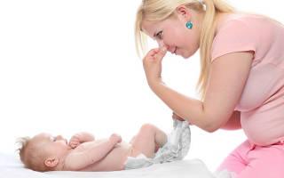 Понос у месячного ребенка на грудном вскармливании причины и лечение
